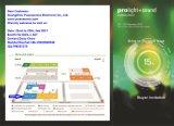 duim 18r450 -18 met de Professionele Audio van de Macht 1600RMS van het Programma