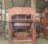 Het automatische Holle Blok die van de Lopende band het Machine Samengeperste Blok maken die van de Baksteen van de Aarde Machine maken