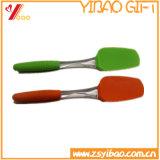주문 로고 고품질 실리콘 제품 숟가락 (YB-HR-82)