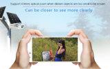 Zonne 4G IP van de Camera van WiFi Draadloze Openlucht Waterdicht