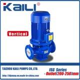 L'ISG Série Pipeline de la pompe à eau centrifuge verticale