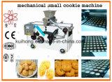 Máquina manual de la galleta del uso de la fábrica Kh-400