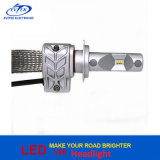 25W 4000lm a Philips lasca a auto lâmpada principal do diodo emissor de luz H7 para o carro/caminhão