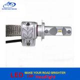 25W 4000lm Philips는 차/트럭을%s H7 자동 LED 맨 위 램프를 잘게 썬다
