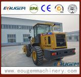 Eougemは連結したCummins Engine (zl30 3ton)が付いている車輪のローダーを