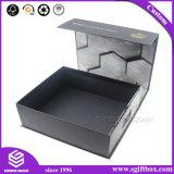 С откидной крышкой картонные коробки Pcakaging гарнитуры электроники бумаги