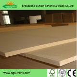 MDF del estándar 18m m de la exportación para los muebles y la decoración