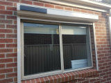16mm Slats Aluminum Roller Window Shutters for Roof Signal