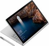 Venta caliente 2 en 1 Tablet Laptop de 13.5 pulgadas portátil con pantalla táctil giratoria