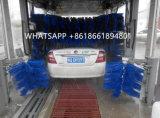 Malaysia automatizou o sistema de lavagem do carro