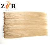 De lichte Inslag van het Menselijke Haar van het Haar van de Kleur Dubbel Getrokken Europese
