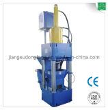Prensa de enladrillar de aluminio Y83-250 con el PLC (fábrica y surtidor)