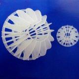 Tour de l'anneau de Raschig d'emballage en plastique pour le pétrole (PE, PP, PVC, CPVC, PVDF)