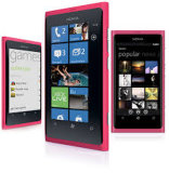 Nokie Lumia 800のスマートな携帯電話のためのオリジナル
