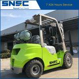 Prezzo sicuro & verde di Snsc del gas 3ton del carrello elevatore