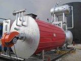 Calentadores de petróleo termales horizontales