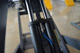 Samll 지상 Portable에 Ultrathin 3000kg는 기중기를 가위로 자른다