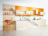 De moderne Houten Keukenkasten van de Stijl van het Land van het Meubilair van het Huis