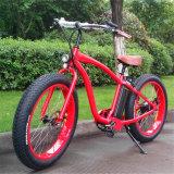 [26ينش] سمينة كهربائيّة درّاجة [500و] شاطئ [إ] درّاجة
