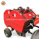 Франтовской оборудования машинного оборудования земледелия технологии Baler малого миниый круглый