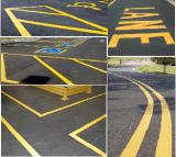 Autokem Línea de marcado de pintura, Aerosol Línea de pintura de marcado, Pintura de marcado de carretera
