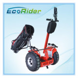72V Voltage и самокат Certification 30-35 Km Range Per Charge Electric Chariot Self Balance Ce с Handlerbar