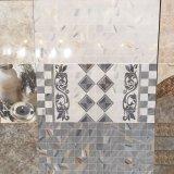 Mattonelle di ceramica lucide della parete del pavimento della stanza da bagno del materiale da costruzione 2540