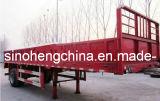 輸送の商品のための三半車軸側面のトレーラー