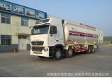 Sintruk Huawin 35 CBMのバルクセメントのトラック