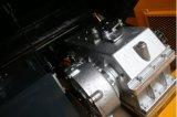 Compresor vibratorio del camino del tambor doble de 3 toneladas (YZC3)