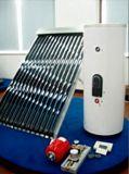 sistema 3.Whole del telaio solare della foto di Digitahi di pollice dell'acqua Heater5 di pressione (CL-DPF0305C)