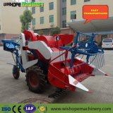 4lz-0.7工場供給の小型収穫者のつなぎ小型米のコンバイン収穫機