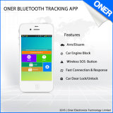 Controle Bluetooth Tracker GPS para segurança total do veículo