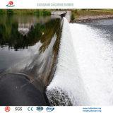Água da barragem Self-Regulating inflável de borracha como Paisagem na cidade