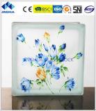Высокое качество Jinghua 190X190X80мм художественного стекла блок/кирпича