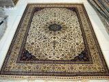 Персидские ковры из шелка Наин восточные шелк ручной работы ковер 168CMX244см