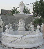 정원 Stone Sculpture (SY-F102)를 위한 물 정원 Fountain