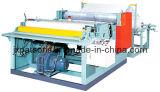 Rollo de papel higiénico máquinas rebobinadora cortadora longitudinal