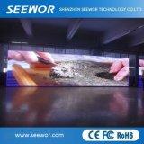 P5 HD de pantalla LED de alquiler en el exterior con amplio ángulo de visión