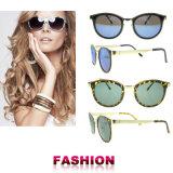Lunettes de soleil de mode de vente en gros de modèle des lunettes de soleil Tr90 Italie