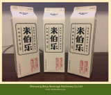Полуавтоматическая тип коробки риса наливной горловины топливного бака