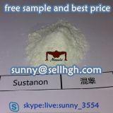 同化StetoidのホルモンのテストステロンのSustanonの未加工粉のテストステロンSustanon 400