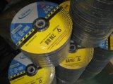 Rodas de moagem do centro deprimido para metal 116 * 6.4 * 22.2mm