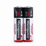 Spitzenalkalische trockene Batterie des markt-AA/LR6