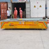 시멘트 지면 수송에 금속 산업을%s 공장 전기 트레일러