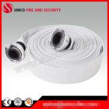 Tous les diamètre et de pression de travail doublure en toile PVC flexible d'incendie