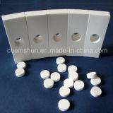 Mattonelle di ceramica curve resistenti all'uso dell'allumina del fornitore per la trincea