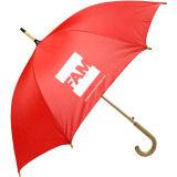 Paraguas personalizado venta al por mayor del sombrero duro del precio de fábrica