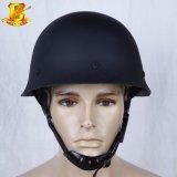 M1 까만 두 배 강철 헬멧