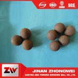 las bolas de pulido de 60mn 20m m forjaron las bolas de acero para el molino de bola usado en la explotación minera